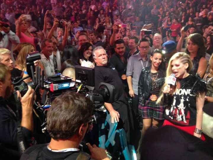We're you in Vegas for the I Heart Radio Music Festival? The Boxx TV Meridian was rockin' –helping to catch acts like Ju...